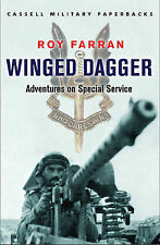 Winged Dagger - Adventures on Special Service, By Farran, Roy,in Used but Accept