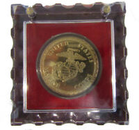 United States Marine Corps Ega The Iwo Jima Memorial Collectible Coin