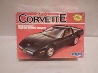 Mpc Chevrolet Corvette Super Sport Coupe 1:25 Model Kit Sealed