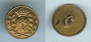 Domaine de CHAMBORD - Bouton royal restauration d=18mm d'époque lisse au dos gJSYxlLW-09091941-220474581