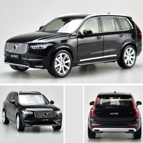 1:18 SCALE ORIGINAL VOLVO XC90 SUV DIECAST MODEL TOY CAR COLLECT DISPLAY CARS