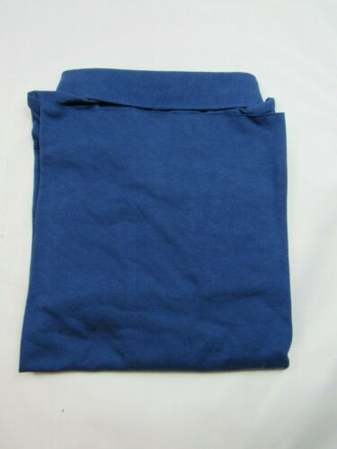 Disney/'s Lilo /& Stitch Women/'s Cropped Polo Top Blue Juniors/' Size Large New