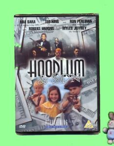 Hoodlum-And-Son-DVD-New-Sealed-UK-Region-2-PAL-Comedy-Crime-Family