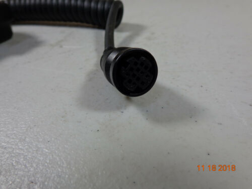 EF Johnson VM400 VM600 VHF 5300ES 53SL UHF 7//800 Mobile Radio PALM MIC