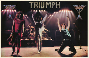 POSTER-MUSIC-TRIUMPH-IN-CONCERT-FREE-SHIPPING-15-200-RC7-E