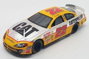 RACING-Champions-1-24-SCALA-76201-Stock-Car-Dodge-22-W-Burton-Nascar-Arancione