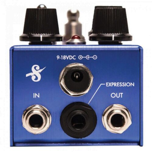 Fuzz Switches Drive Supro Guitar Effects Pedals Boost Choice of Tremolo
