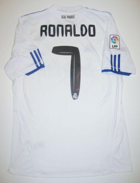 24bdbd54a Real Madrid Cristiano Ronaldo Adidas Kit Jersey 2010 Manchester United  Portugal