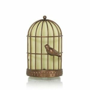 ☆☆YANKEE CANDLE BIRD CAGE PLUG IN DIFFUSER BASE NIGHT LIGHT☆☆☆FREE FAST SHIPPING