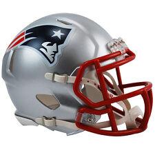 New England Patriots Riddell NFL Mini Speed Football Helmet