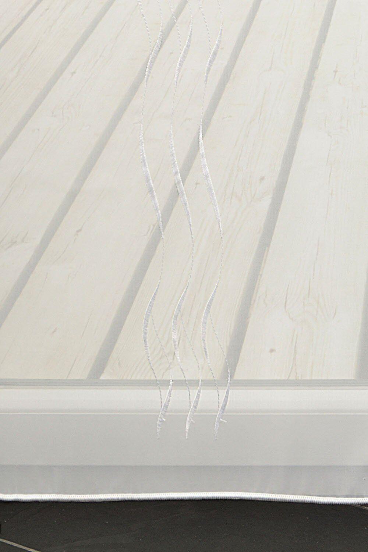 Lysel Gardinen Stores Wellengang    weiß | Sehr gelobt und vom Publikum der Verbraucher geschätzt  975e8e
