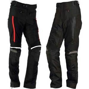 Richa-ventilacion-EVO-Verano-Textil-Moto-Pantalones-Todos-Los-Tamanos