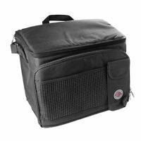 Durable Deluxe Insulated Lunch Cooler Bag Cool Travel Food Handle Shoulder Strap on sale