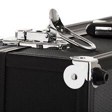 "BRUBAKER Pro Aluminum Digital SLR Camera Case Foam Padded 18.26"" x 13.38"" x 5.91"