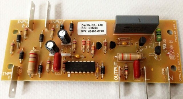 Stoves Cooling Fan Control PCB Circuit Board GDP082814400 Genuine