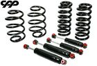 "1963-72 CHEVY C10 TRUCK FRONT 3"" REAR 5"" LOWERED DROPPED COIL SPRINGS SHOCK KIT"