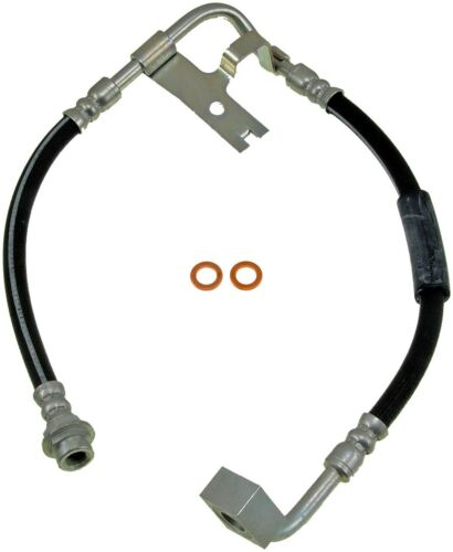 Brake Hydraulic Hose Front Right Parts Master BH38593 fits 87-90 Dodge Dakota