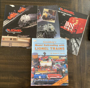 Greenberg-s-Model-Railroading-With-Lionel-Trains-3-Vintage-Catalogs