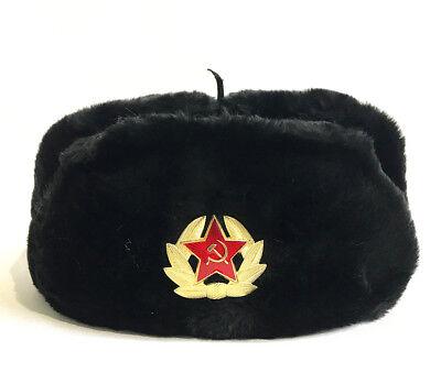 Wintermütze Russland Rossiya Зимнаяя шапка Россия Mütze russisch russian