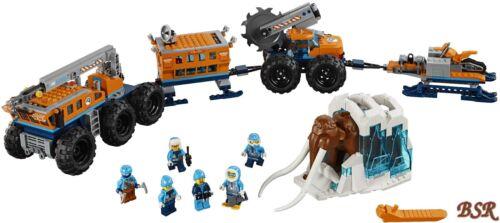 LEGO® City Arktis 60195 Mobile Forschungsstation /& 0.-€ Versand /& NEU /& OVP !