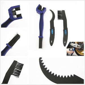 3-x-Motorcycle-Chain-Gear-Dirt-Remover-Scrubber-Cleaning-Oil-Brush-Kit-Universal