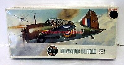Airfix~02050~1:72~Brewster Buffalo~WW2 US Navy/RAF~Sealed Model Plane Kit