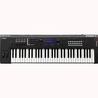 Yamaha Mx61 Bk 61-key Usb/midi Production Keyboard Synthesizer Controller Black