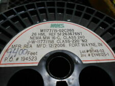 Magnet Wire 26 Awg Enameled Copper Magnet Wire 8lb 9000ft Mangetic Coil Windi