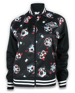 tatouage Cats Damen rockabilly Jacke personnalis up style d'alcool pin oldschool Marque UqYxHcRwpp
