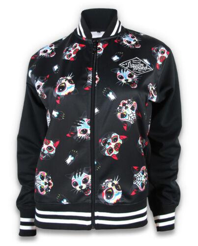 rockabilly pinup Custom Style LCR brand señora Cats chaqueta blues tatuaje