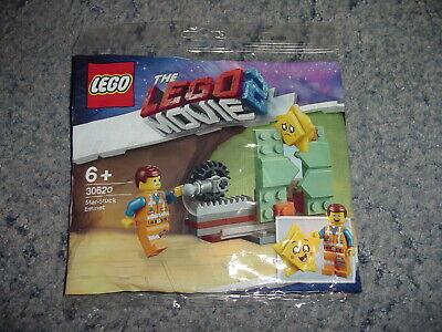 LEGO MOVIE 2 853865 Emmet Baby Sewer BNIB Minifigure set Sealed New v1