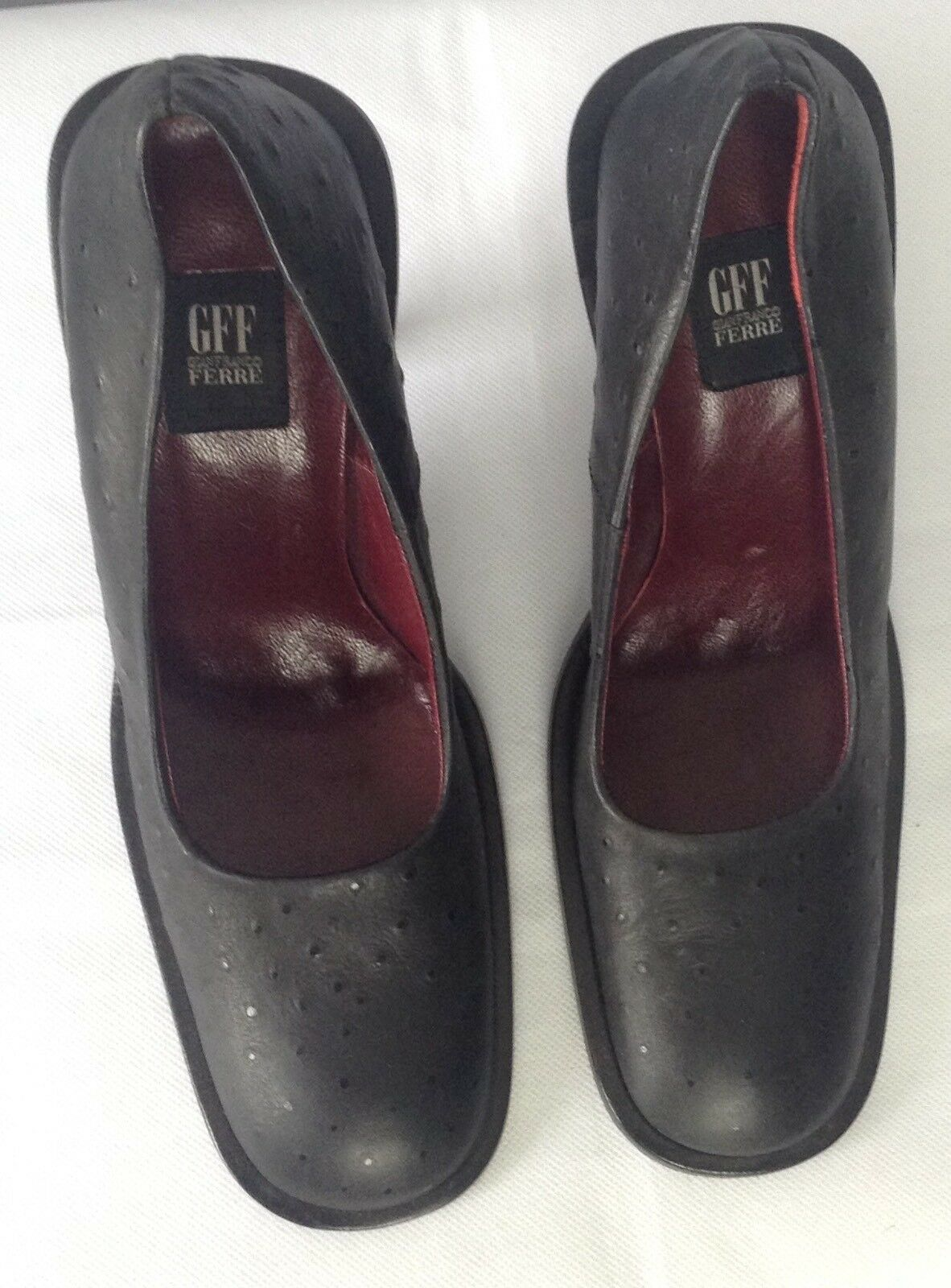 Gianfranco Ferre GFF Pre-owned Heels Good condition