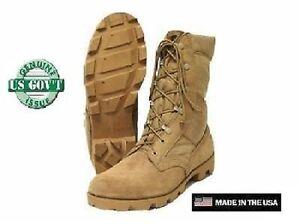 US-Army-Desert-DCU-Combat-Desert-camo-Panama-Boots-Combat-Boots-Boots-Size-37