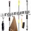 Broom Mop Holder Wall Mount 16 Installation Broom Mop Hanger Organizer Stainless