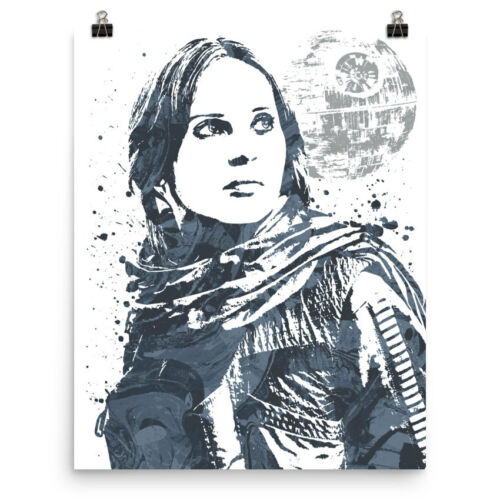 Star Wars Rogue One Jyn Erso FREE US SHIPPING