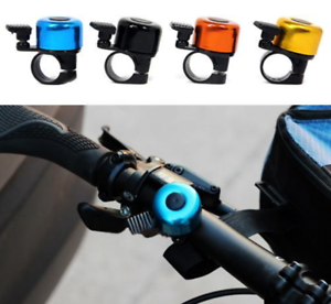 Bicycle Bike Cycling Handlebar Metal Bell Ring Horn Sound Alarm Loud Ring Safety
