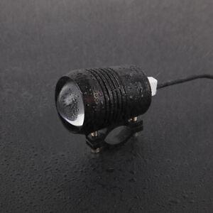 Faro-Faretti-Anteriore-U2-Laser-Pistole-Anteriori-LED-Luce-Supplementari-Moto