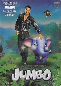 JUMBO-AKSHAY-KUMAR-LARA-NEW-ANIMATION-BOLLYWOOD-DVD