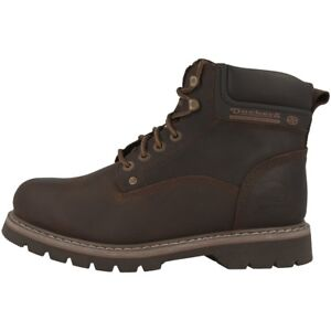 GüNstiger Verkauf Dockers By Gerli 23da004 Schuhe Herren Boots Stiefel Cafe 23da004-400320 Exquisite Traditionelle Stickkunst
