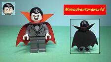 Lego GENUINE NEW Minifigure Bob Oakley Vampire 75904 Mystery Mansion scd011