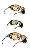 Cocoons Aviator Polarized Overx Sunglasses Xl Select Styles