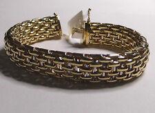 BRACCIALE ORO 18 kt FOPE gold bracelet Goldarmband bracelet en or