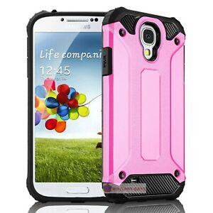 Shock proof hybrid hard Armor case Cover for Samsung Galaxy S4 SGH-M919 SCH-R970
