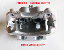 "Front Brake Caliper R/H For Navara D40 Pick up 2.5DCi/TD 17"" Wheel New 05/2005+"