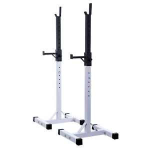 Squat-Rack-Weight-Liftting-Stand-Fitness-Home-GYM-Weight-Strength-Exercise