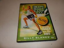 DVD  Billy's Boot Camp: Elite Mission Three - Rock Solid Abs