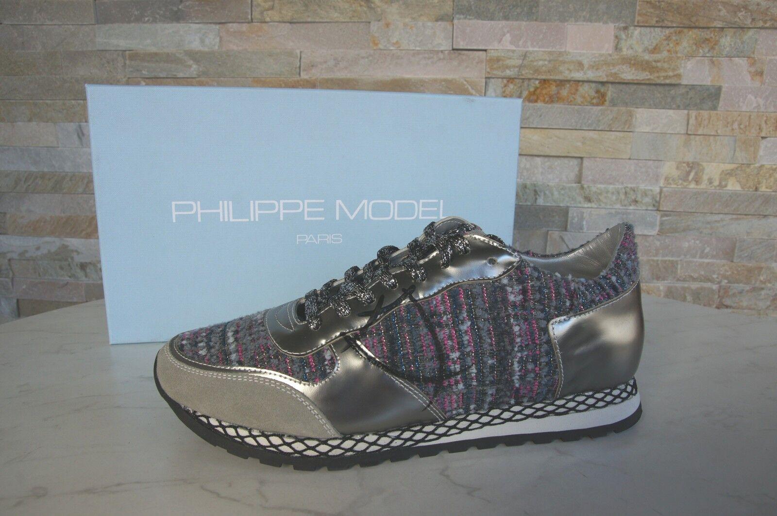 a prezzi accessibili Philippe Model Taglia 40 scarpe da ginnastica speciale speciale speciale Resau MULTIcolore SCARPE NUOVO ex UVP  promozioni di squadra