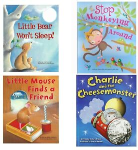Childrens-Story-Books-10-Titles-Age-3-7-Fun-Bedtime-Stories-for-Kids