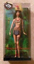 2008 Mattel Pink Label #P4754 - Amazonia Barbie Doll - Mint in Box / Unused