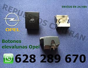 BOTON-INTERRUPTOR-ELEVALUNAS-BOTONERA-Opel-Astra-III-H-Vectra-B-BOTONERA-BUTTON